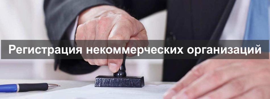 регистрация изменений у некоммерческих организаций
